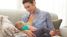 What is normal in breastfeeding?