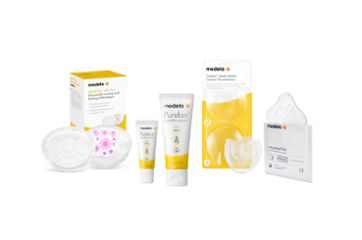 Medela breastcare products